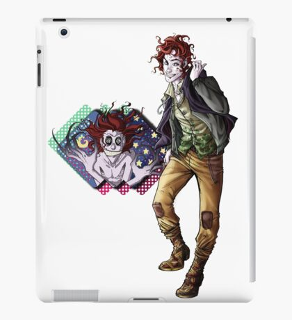 Marionettes in the Mist - Rolly (Banshee & Goblin Babysitter) 2 iPad Case/Skin