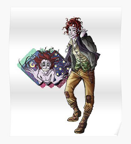 Marionettes in the Mist - Rolly (Banshee & Goblin Babysitter) 2 Poster