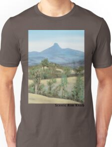 Scenic Rim Knob Unisex T-Shirt