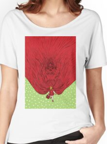 Going to Grandmother's House Women's Relaxed Fit T-Shirt