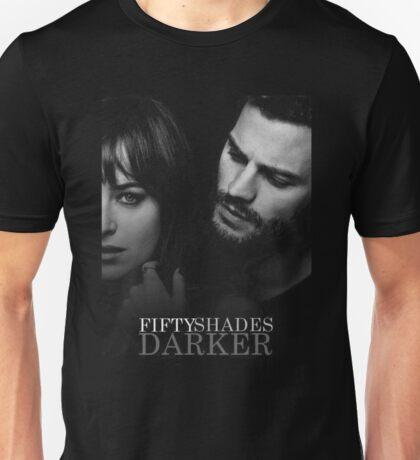 fifty shades darker anna and grey  Unisex T-Shirt