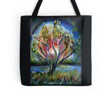 Joyful Landscape Tote Bag