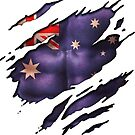 Australia Day | Show your Colours! by TimeMeddler