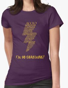I'm So Charming! Womens Fitted T-Shirt