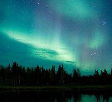 Northern Lights 1 by Jason Jeffery