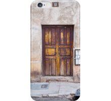 Doors of Bolivia iPhone Case/Skin