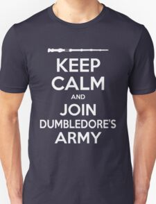 Keep Calm and Join Dumbledore's Army T-Shirt