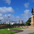 Light's Vision - Adelaide by Ian Berry
