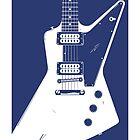 Gibson Explorer by Jason Jeffery