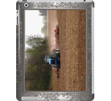 Cultivating the Soil in May iPad Case/Skin