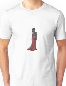 Scarlet Love Halter Unisex T-Shirt