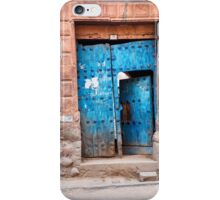 Doors of Bolivia - Falling Down iPhone Case/Skin