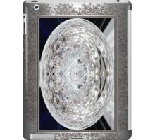 Ice Storm Abstract iPad Case/Skin