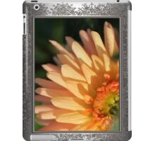 Dahlia named Embrace iPad Case/Skin