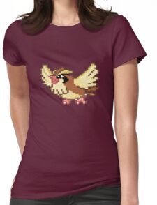 Pidgey Womens Fitted T-Shirt
