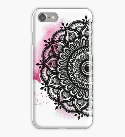 Floral Artwork iPhone Case/Skin