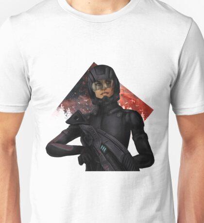 Recruit Shepard Unisex T-Shirt