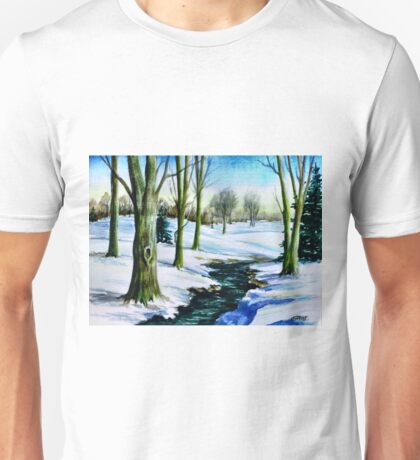 LEUVENUMSE BEEK Unisex T-Shirt