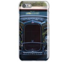 Ford Hot Rod V8 iPhone Case/Skin