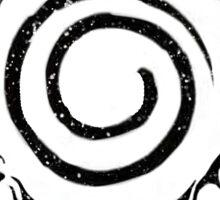 Ninetails Curse mark Sticker