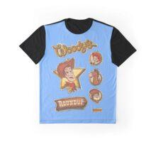 Woody's Roundup Graphic T-Shirt