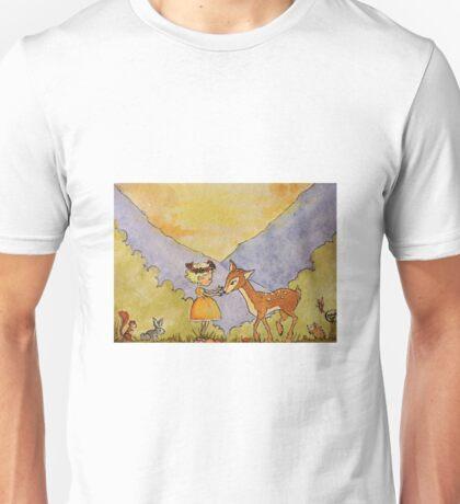 Woodland Friends Unisex T-Shirt