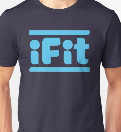 iFit (funny fitness) Unisex T-Shirt