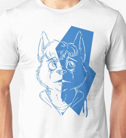 ANGST - BLUE Unisex T-Shirt