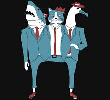 Shark Cat Albatross Unisex T-Shirt