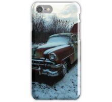 Classic Under A Winter Sky iPhone Case/Skin