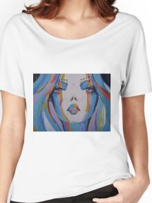 Colourful Girl Women's Relaxed Fit T-Shirt