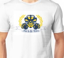 Crowned Wolverine Unisex T-Shirt