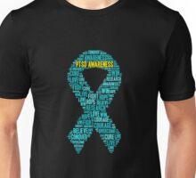 PTSD Post Traumatic Stress Disorder Awareness for Veterans Unisex T-Shirt