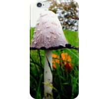 Natures brolly. iPhone Case/Skin