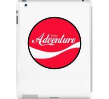 Enjoy Adventure iPad Case/Skin