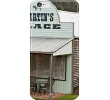 Martin's Place iPhone Case/Skin
