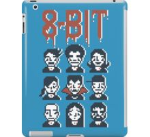 8-Bit By A Vampire iPad Case/Skin
