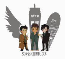 Superwholock by Littleartbot