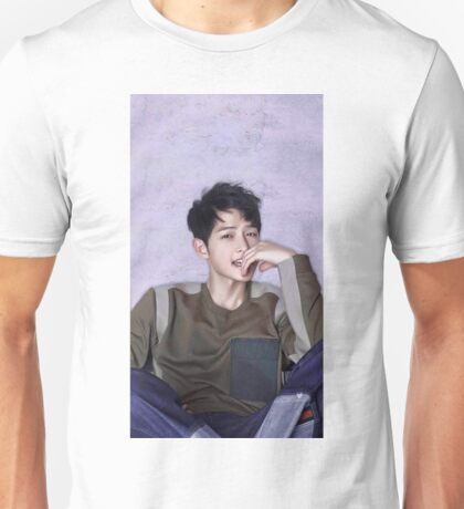 Song Joong Ki  Unisex T-Shirt