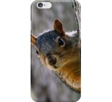 You're still here...don't you have your own tree? iPhone Case/Skin