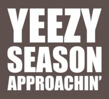 Yeezy Season Approachin' - Kanye West Kids Clothes
