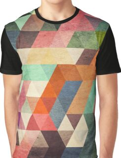 Low Polygon 2 Graphic T-Shirt