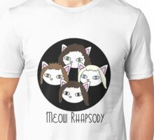 Meow rhapsody Unisex T-Shirt