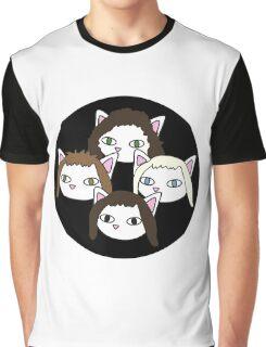 Meow rhapsody 2 Graphic T-Shirt