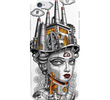 #Industrial Strength Girl iPhone Case/Skin