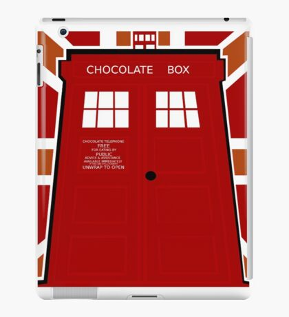 Chocolate Box iPad Case/Skin
