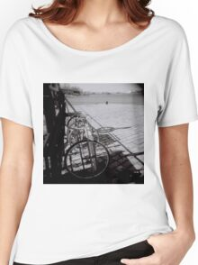 impressions of Suomenlinna -Helsinki Women's Relaxed Fit T-Shirt