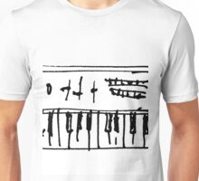 ribald keys Unisex T-Shirt