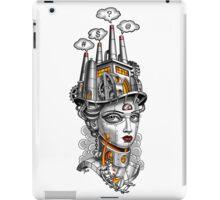 #Industrial Strength Girl iPad Case/Skin