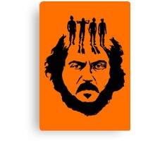 Stanley Kubrick and his droogs! Canvas Print